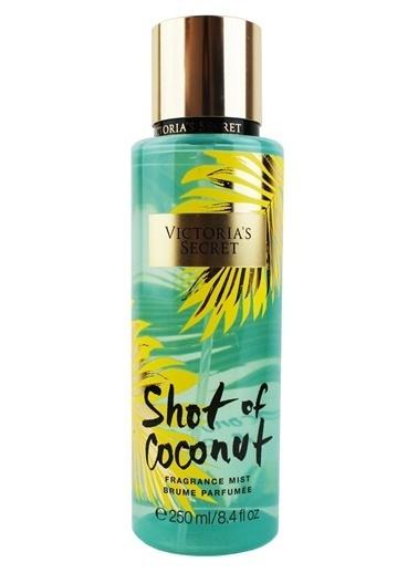 Victoria's Secret Shot Of Coconut  Body Mist 250 ml Renksiz